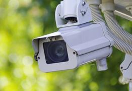 監視カメラの配置